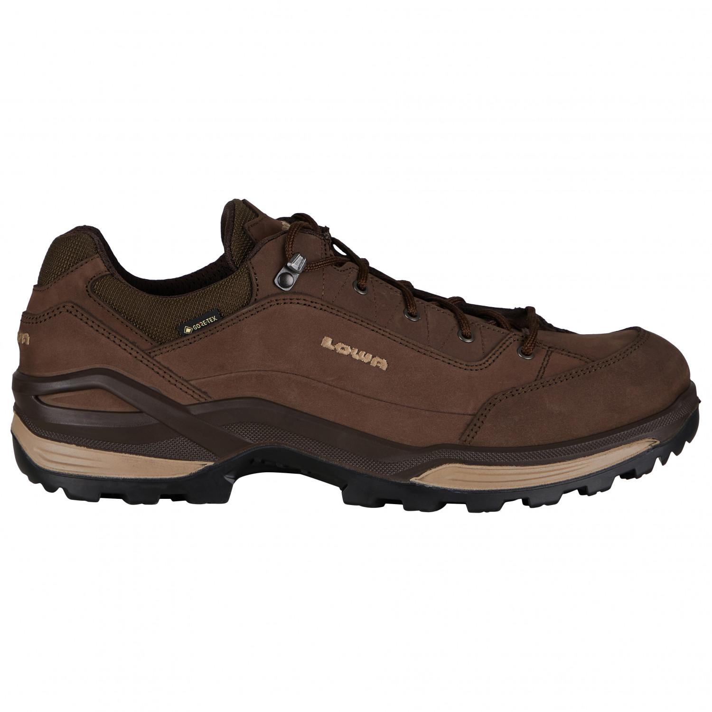 7e06a22a2a3 Lowa - Renegade GTX Lo - Multisport shoes - Espresso / Beige | 7,5 - Slim  (UK)