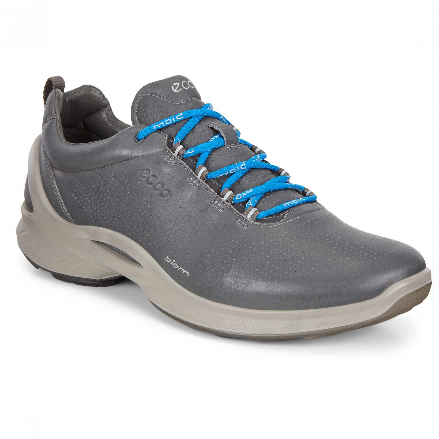 Dark Leather Biom Ecco Yak Shadow43eu Fjuel Multisportsko