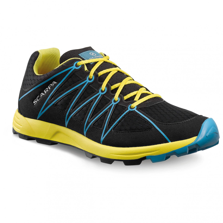 Scarpa - Minima - Trailrunningschuhe Black / Yellow
