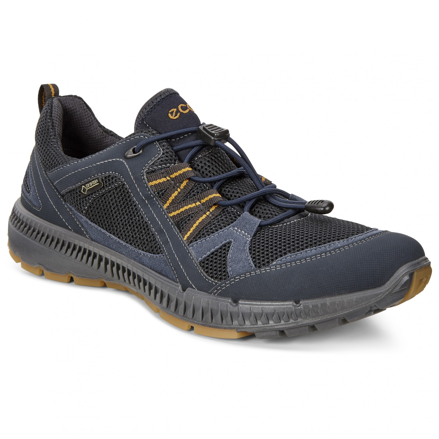 Ecco Terracruise II GTX Synthetic Textil Multisport shoes Navy Oak | 42 (EU)