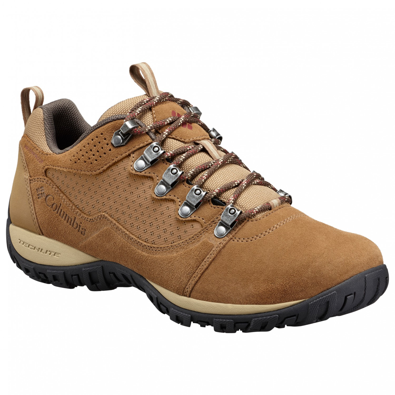 Columbia Peakfreak Venture Low Suede WP - Multisport Shoes Men s ... 53bdc10668