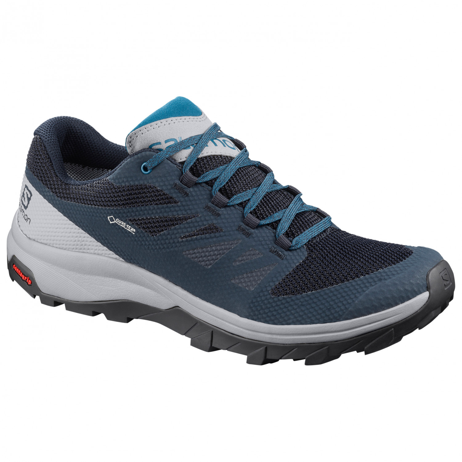 Salomon OUTline GTX Sko Herrer, urban chic