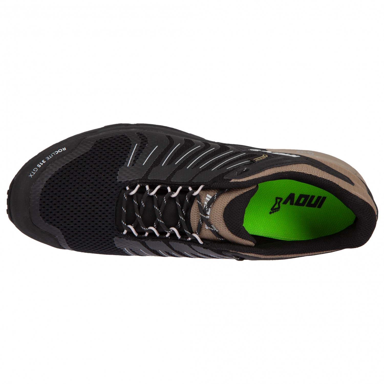 promo code 48136 5b912 Inov-8 - Roclite 315 G GTX - Multisport shoes - Black / Brown | 7 (UK)