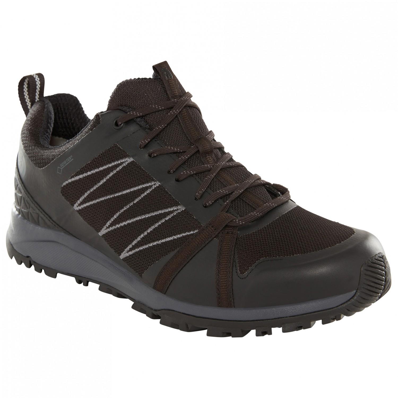 a3a1e76da The North Face - Litewave Fastpack II GTX - Multisport shoes - TNF Black /  Ebony Grey | 8 (US)