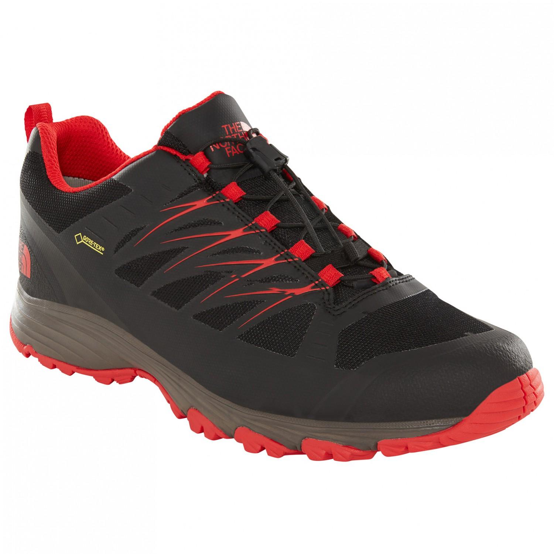 046412060 The North Face - Venture Fastlace GTX - Multisport shoes - TNF Black /  Metallic Silver | 8,5 (US)
