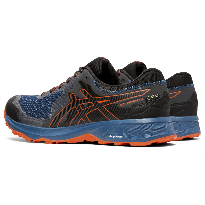 Asics Gel Sonoma 4 G TX Herren Laufschuhe Trail Running