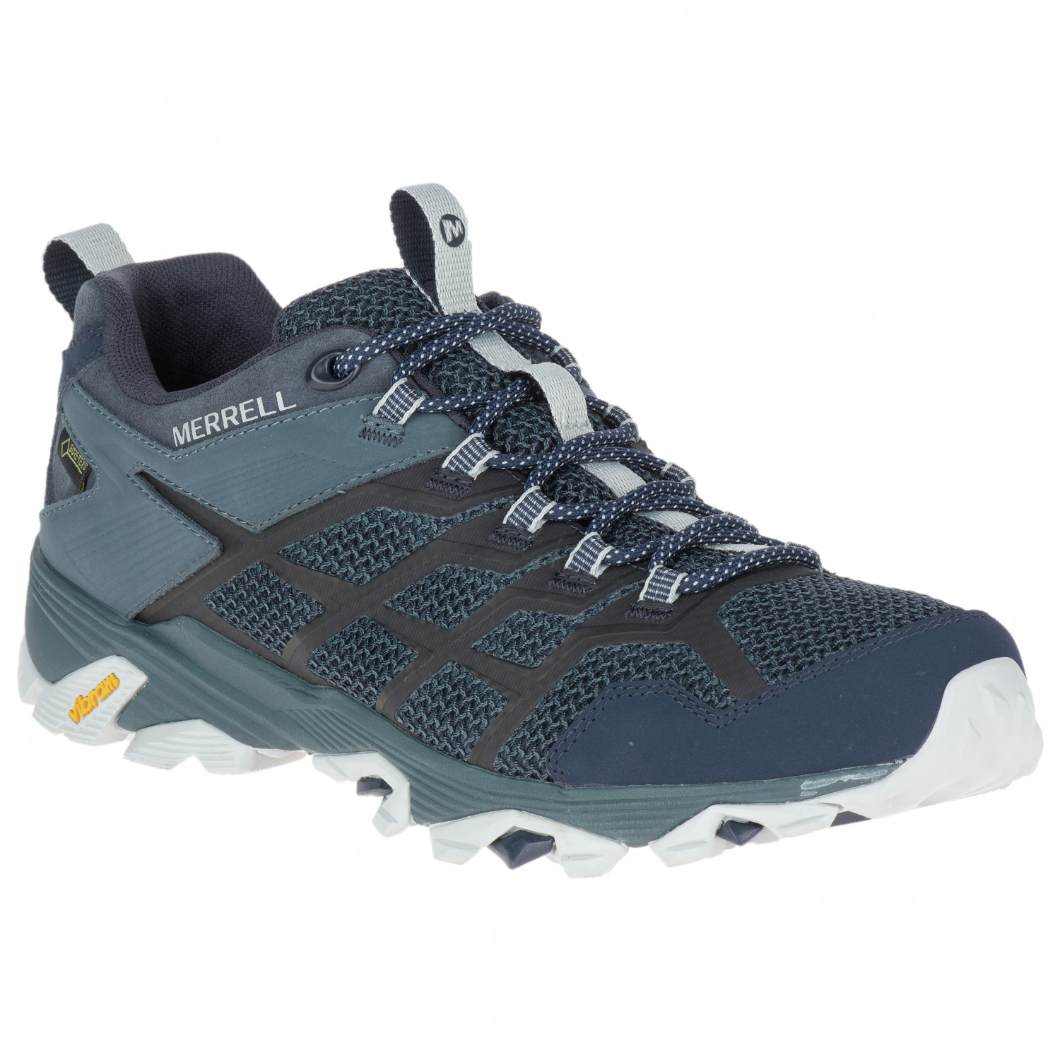 chaussures de sport 39bb8 5ac35 Merrell - Moab FST 2 GTX - Multisport shoes - Black / Granite | 46 (EU)
