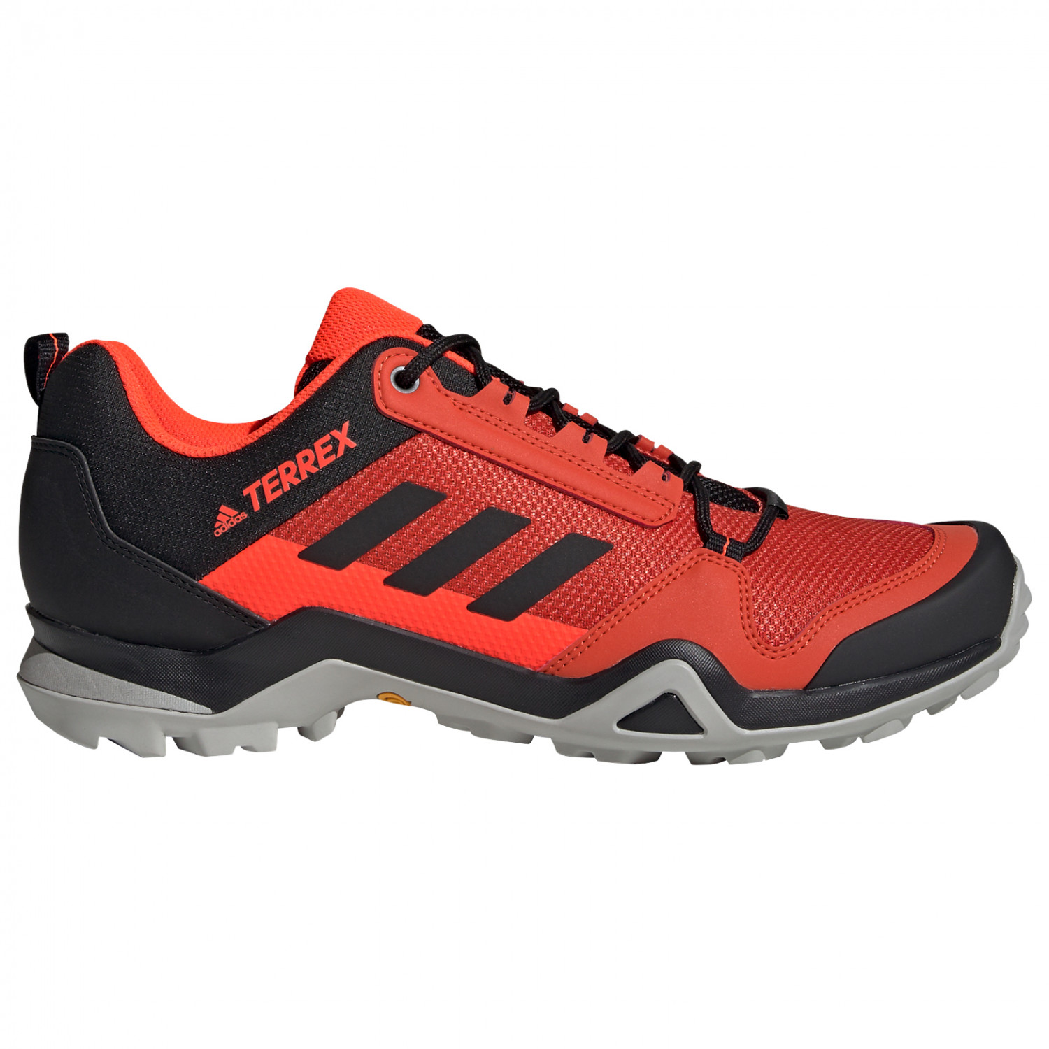 adidas Terrex AX3 Chaussures multisports Core Black Dgh Solid Grey Signal Green | 7 (UK)
