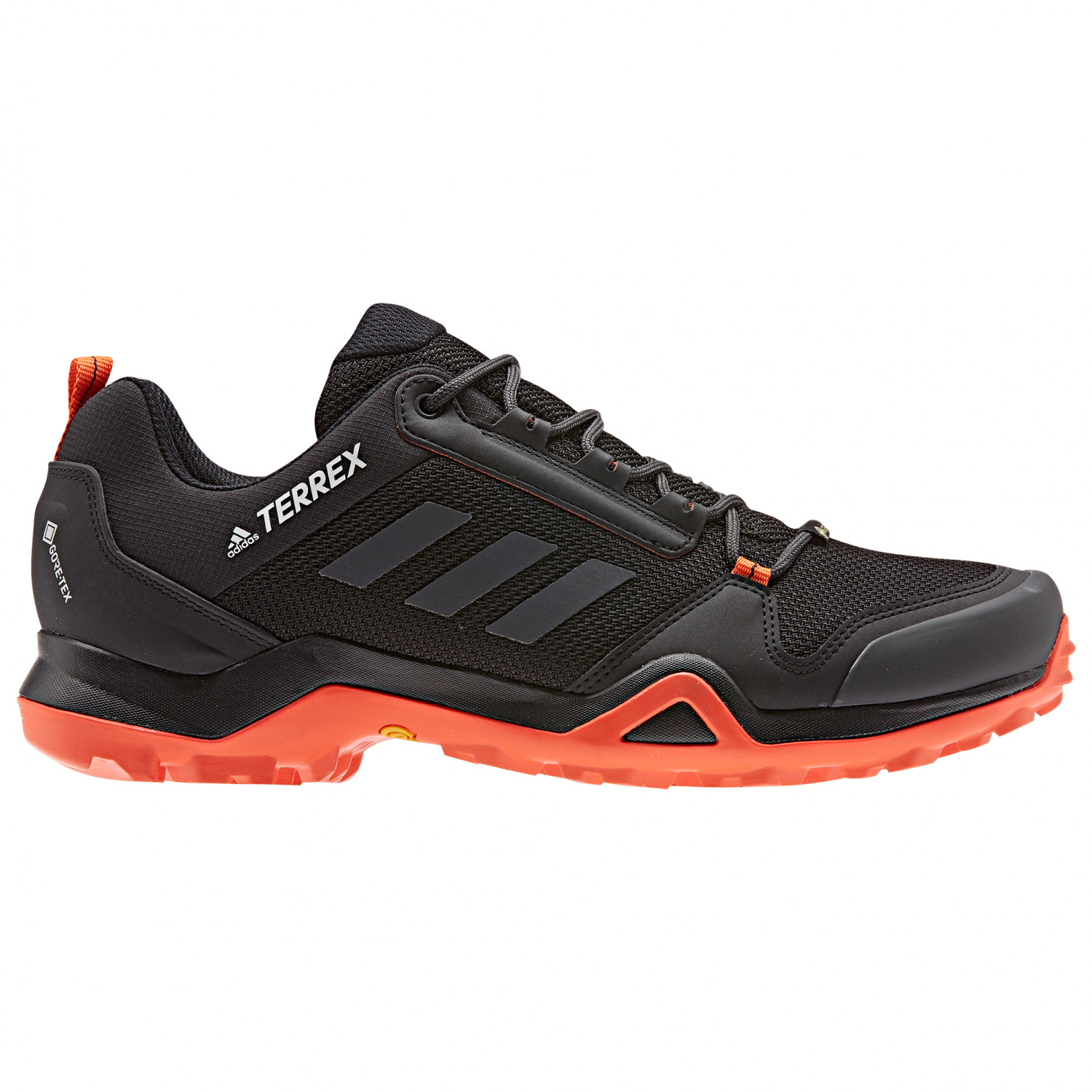 adidas Terrex AX3 GTX Multisportschuhe Grey Five Core Black Mesa | 7 (UK)