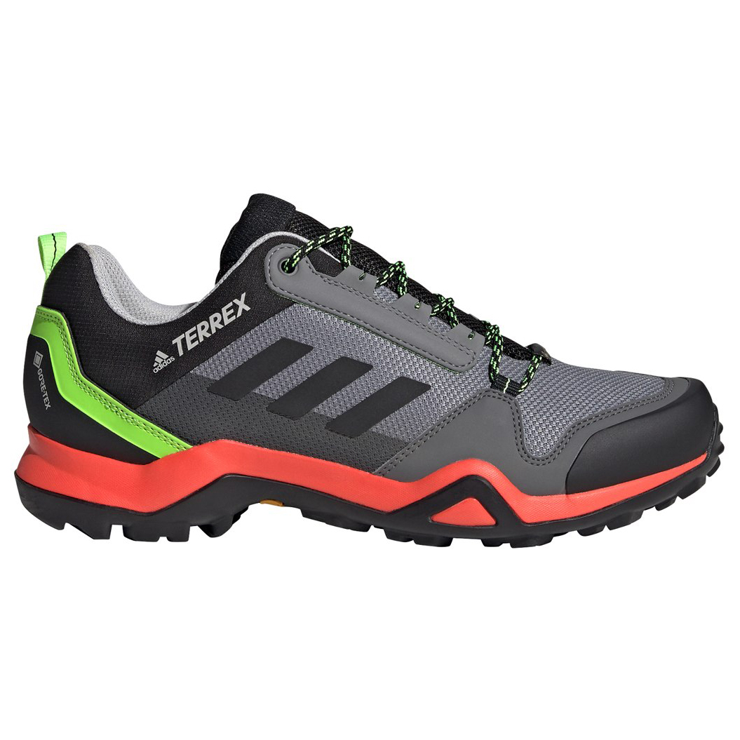 adidas - Terrex AX3 GTX - Chaussures multisports - Acid Yellow / Core Black / Grey One | 8,5 (UK)