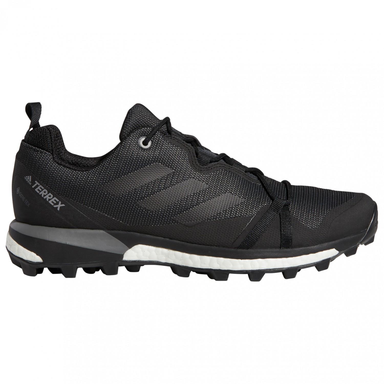 adidas Terrex Skychaser LT GTX Multisport shoes Carbon Core Black Grey Four | 7 (UK)