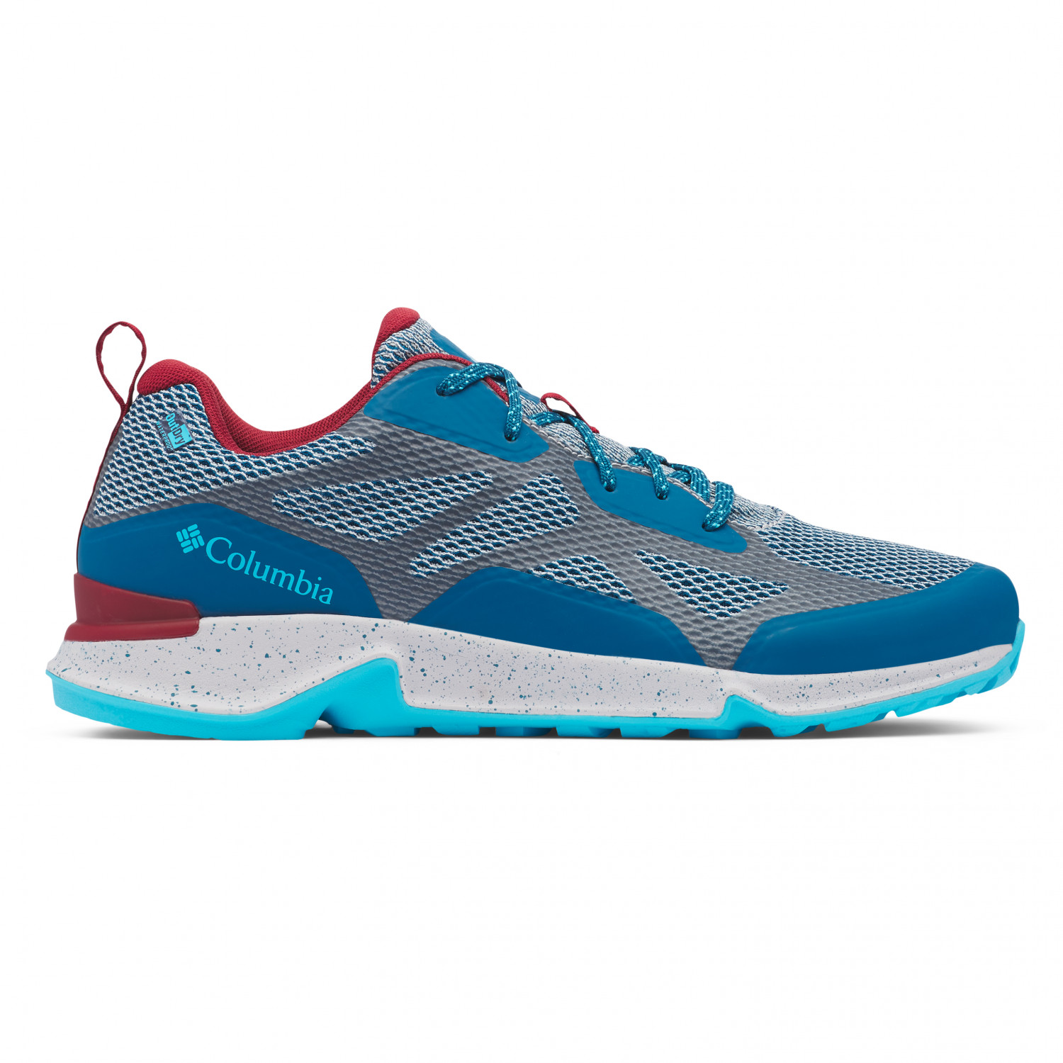 Columbia Vitesse Outdry Chaussures multisports Stratus Hiker Green | 8 (US)