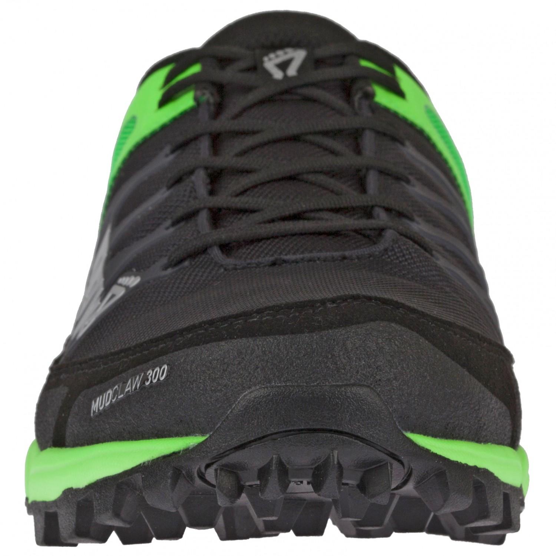 da7e8049e65 300 uk Black 8 5 Shoes Trail Inov Running Mudclaw 7 Green ZCqnvE
