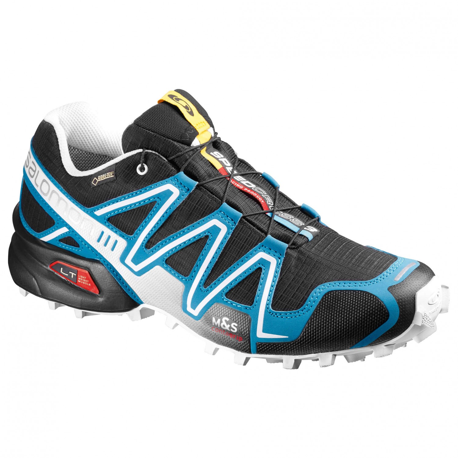 01a983ff3d Salomon Speedcross 3 GTX - Zapatillas de trail running Hombre ...