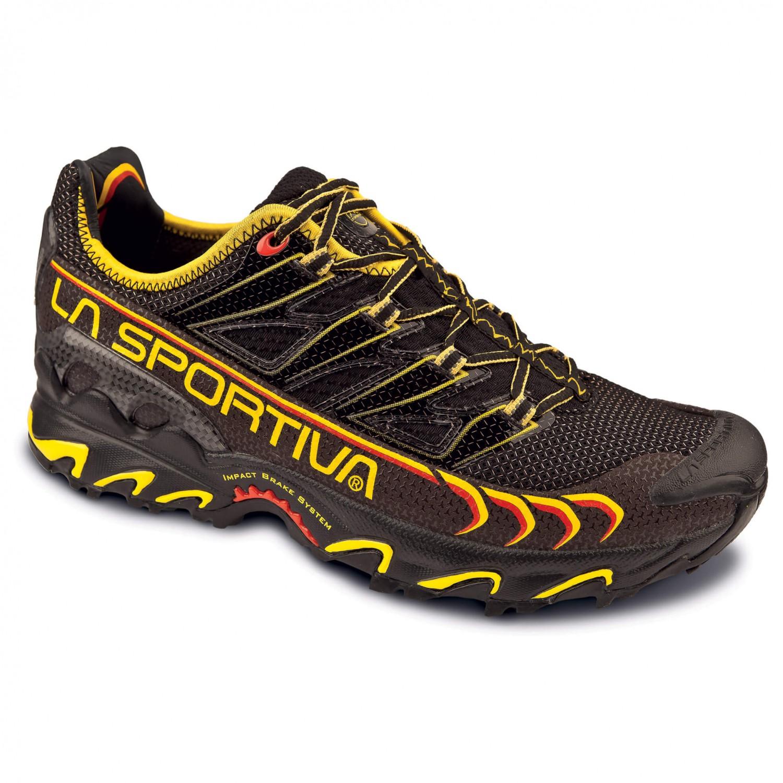 La Sportiva - Ultra Raptor - Trailrunningschuhe Black / Yellow