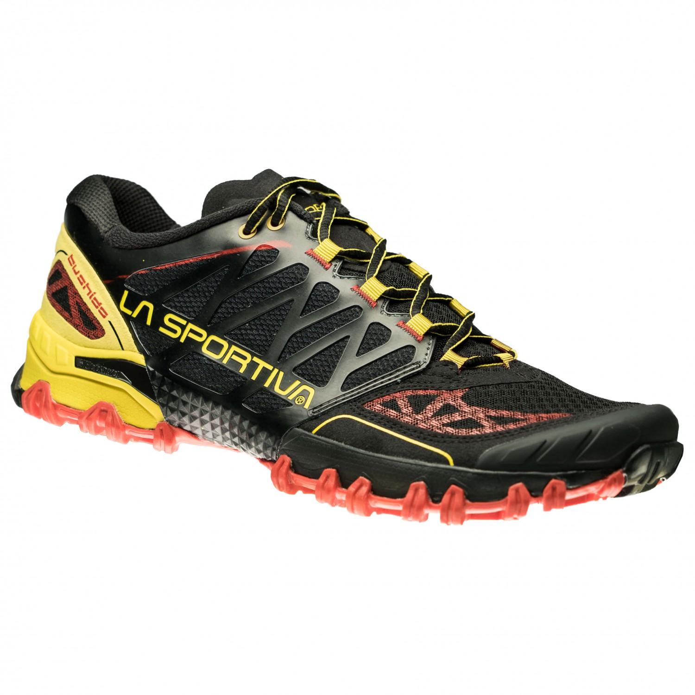 La Sportiva - Bushido - Trailrunningschuhe Black / Yellow