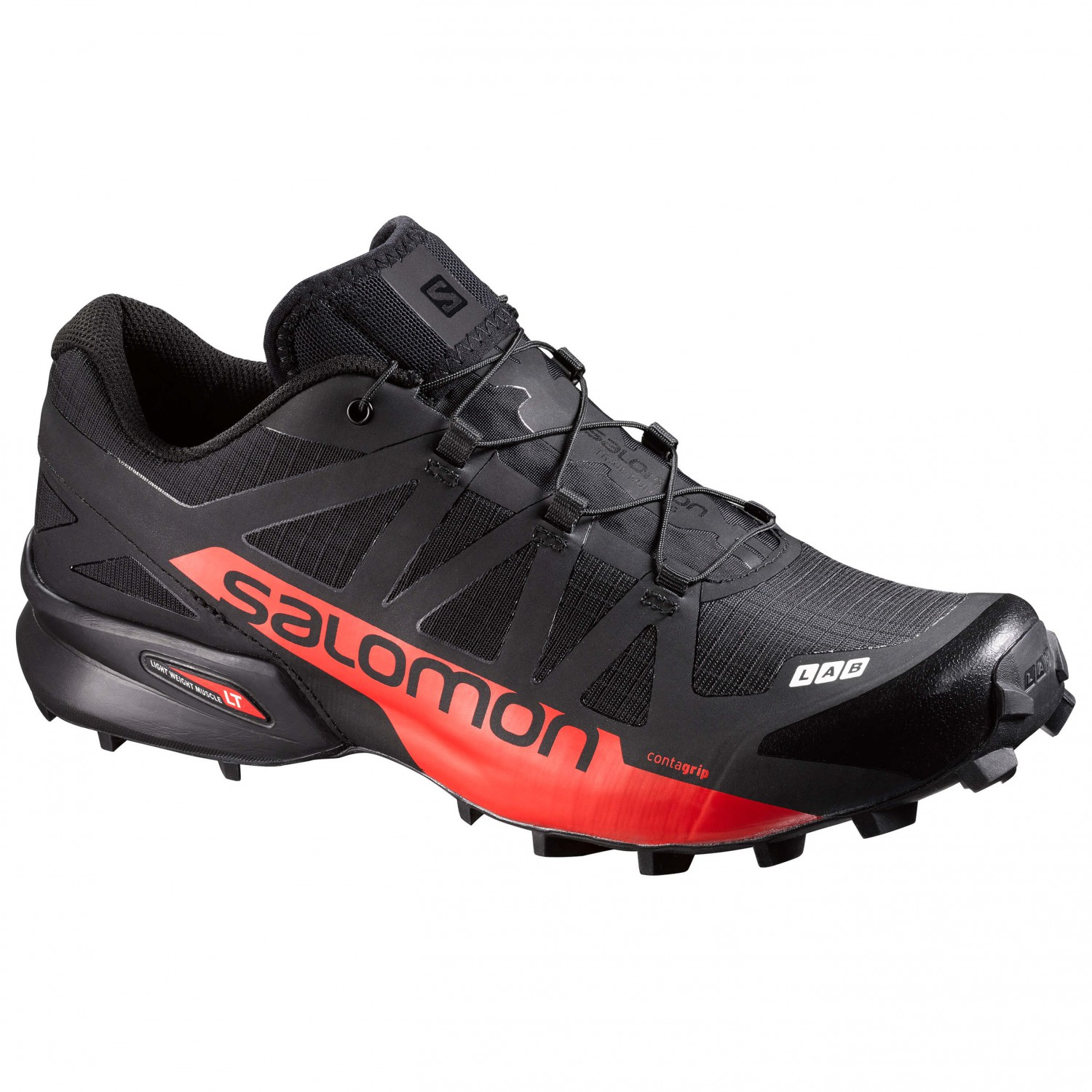 meilleur site web fcc3d bf1ca Salomon - S-Lab Speedcross - Trail running shoes - Black / Racing Red | 3,5  (UK)