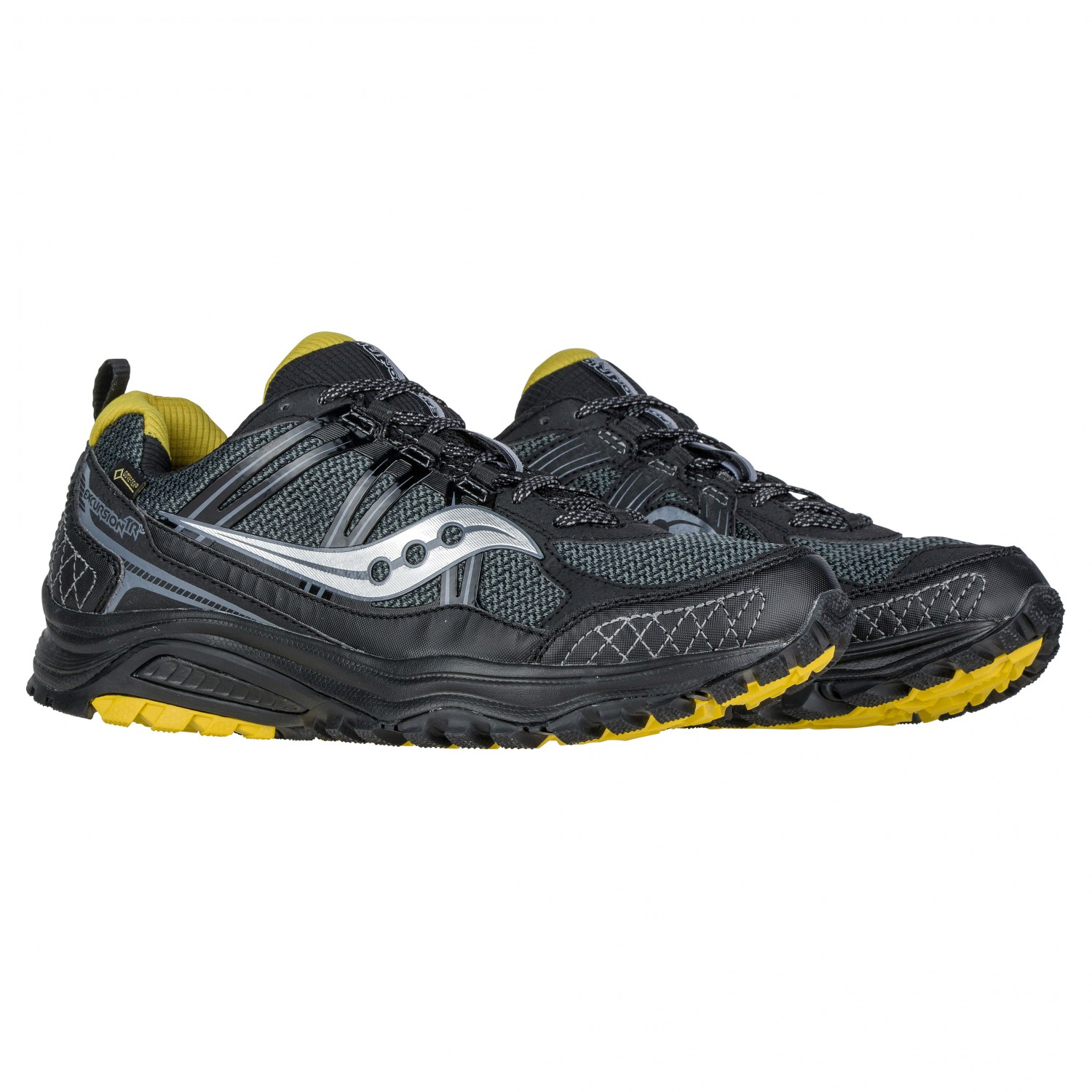 Saucony - Grid Excursion TR10 GTX - Trail running shoes ...