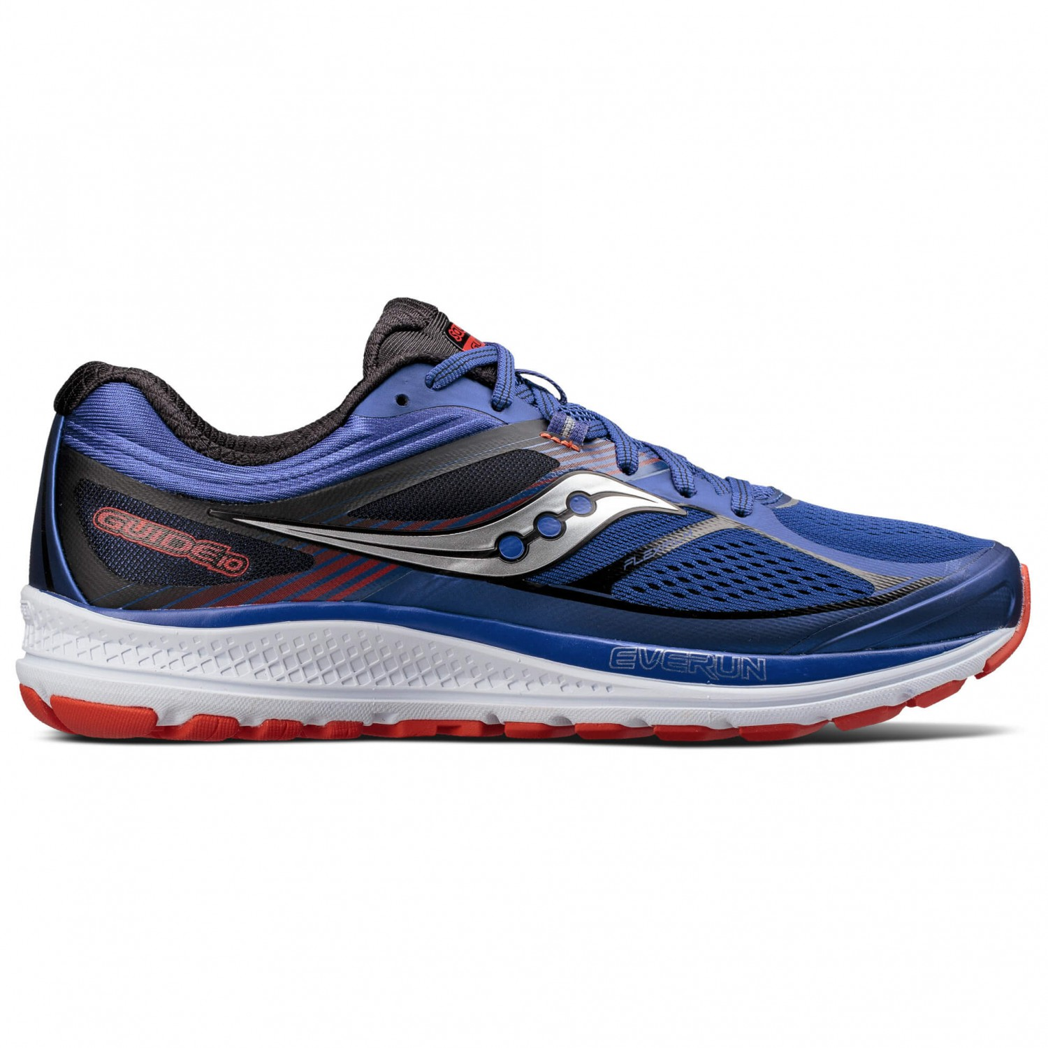 Saucony Guide 10 - Running Shoes Men's | Free UK Delivery