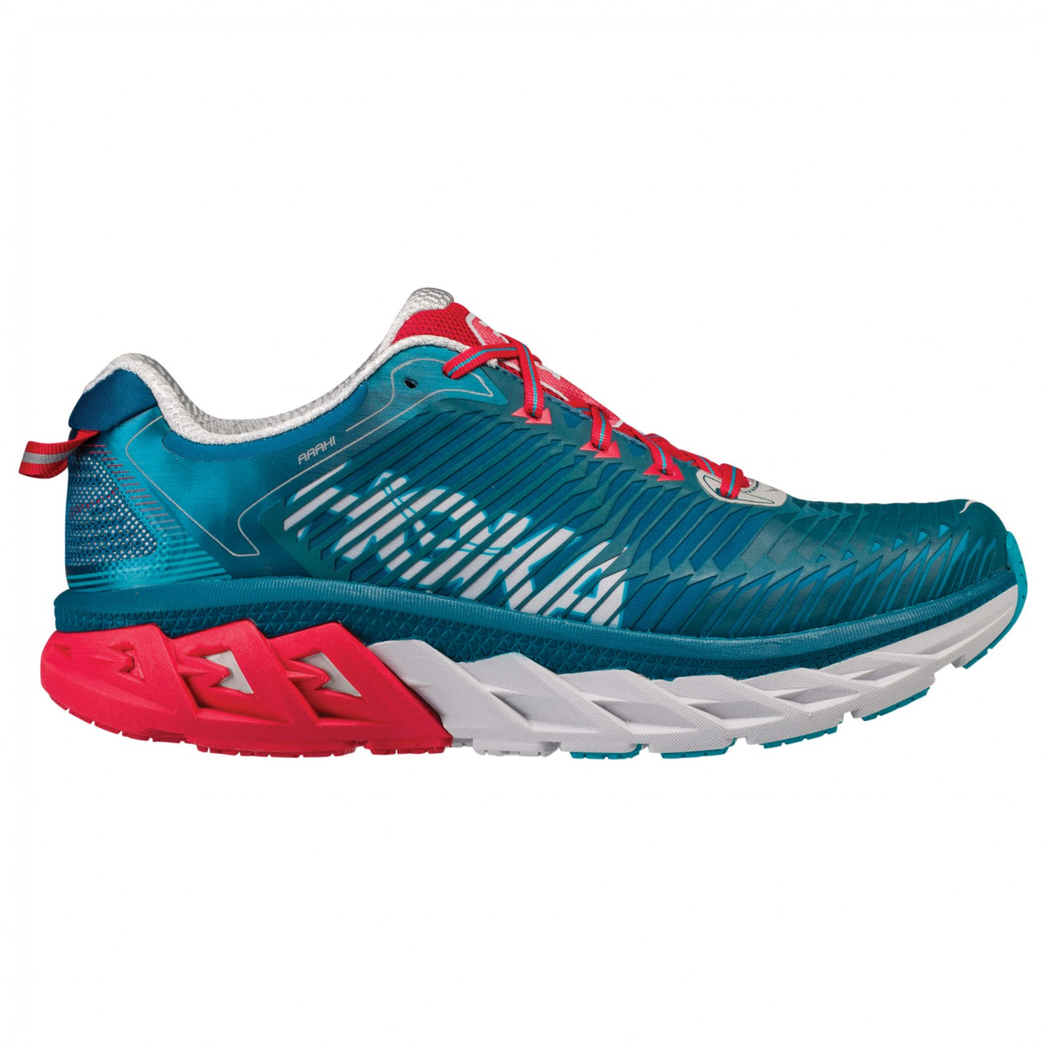 hoka one one arahi running shoes mens free uk