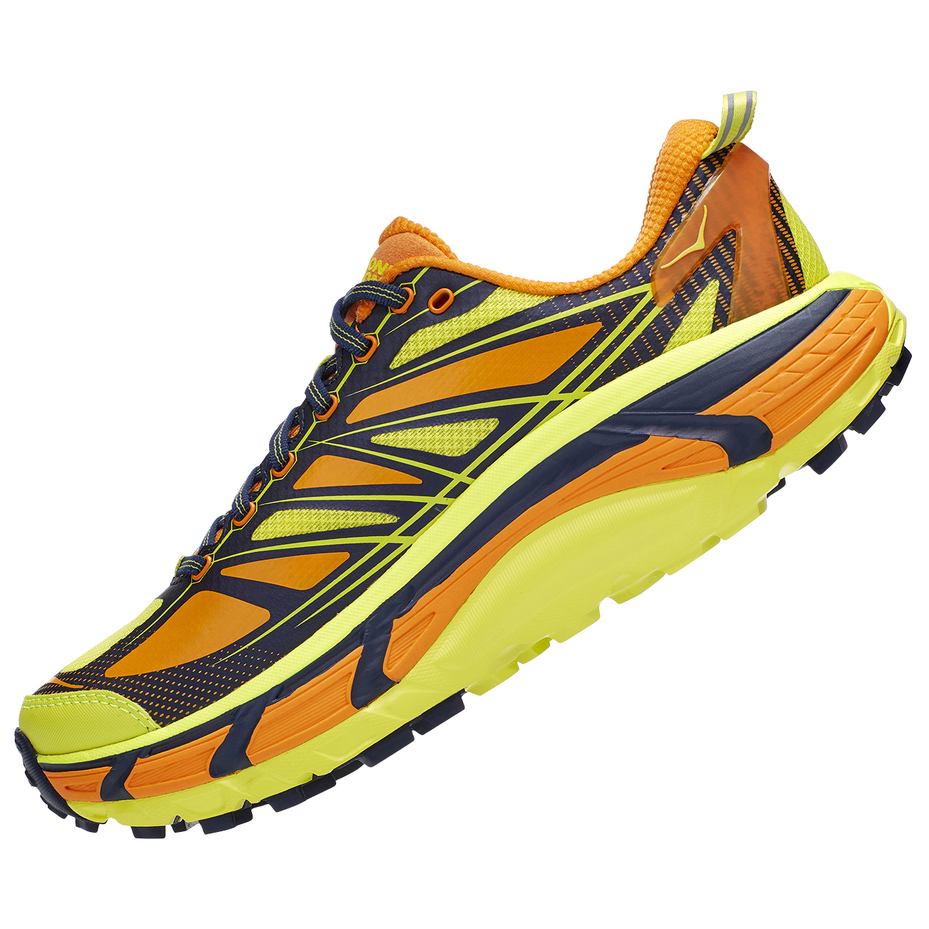 size 40 65f6b d90dd Hoka One One - Mafate Speed 2 - Trail running shoes - Nasturtium / Spicy  Orange | 8 (US)