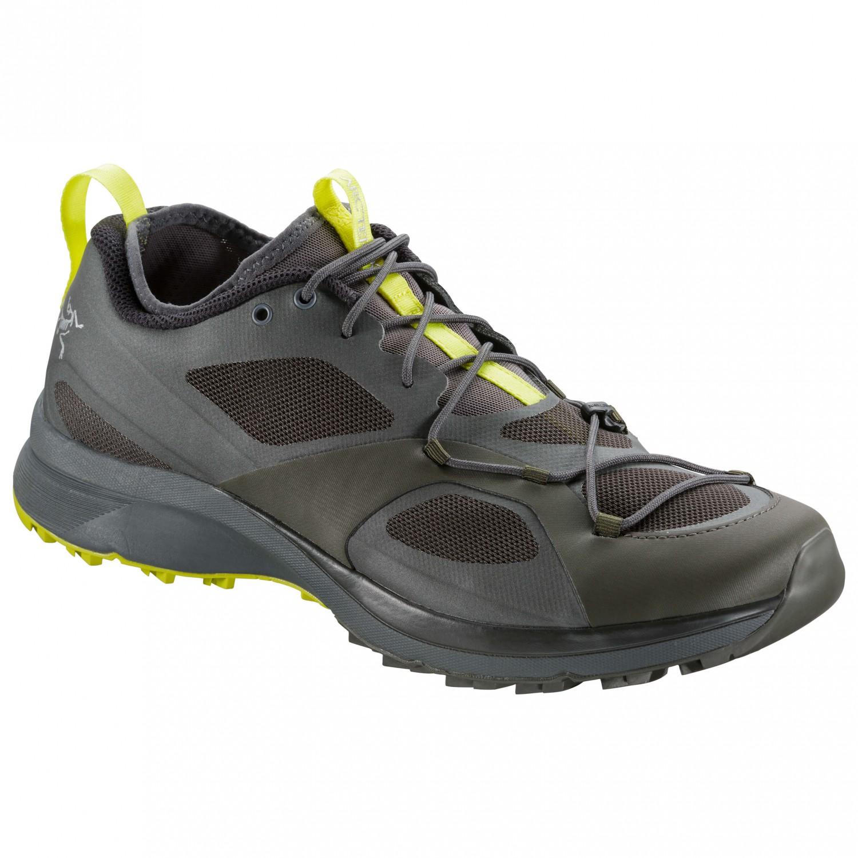 Arc'teryx - Norvan VT Shoe - Trailrunningschuhe Titan / Sulphur Spring