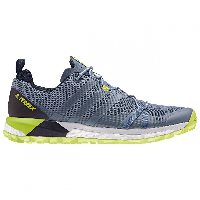 adidas - Terrex Agravic - Trailrunningschuhe Raw Steel S18 / Raw Steel S18 / Collegiate Navy