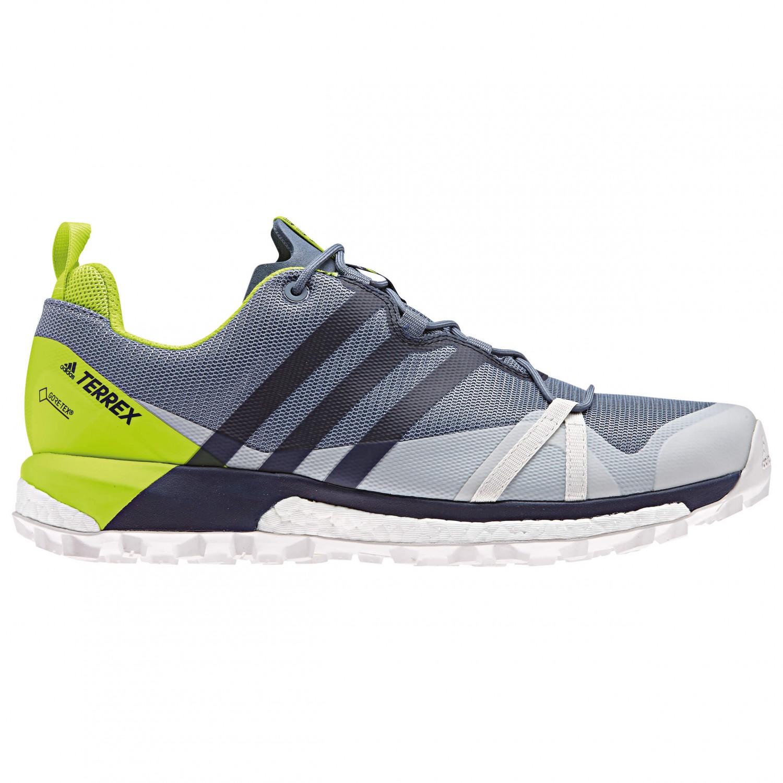 adidas terrex agravic gtx tracce delle scarpe da corsa uomini liberi dell'ue