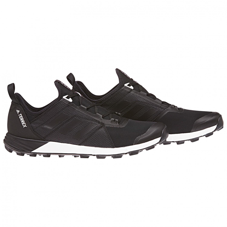 adidas Performance Terrex Agravic Speed Core Black / FTWR White - Livraison Gratuite avec - Chaussures Chaussures-de-running Homme