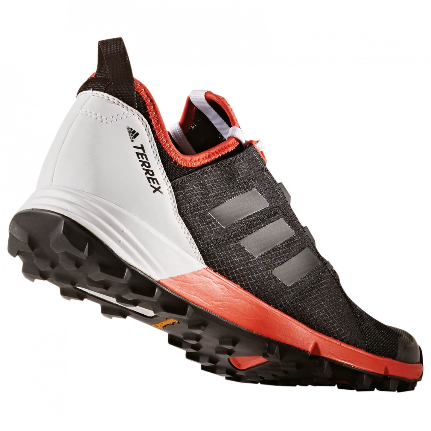 adidas Terrex Agravic Speed Chaussures de trail Core Black Core Black Grey Melange | 7,5 (UK)