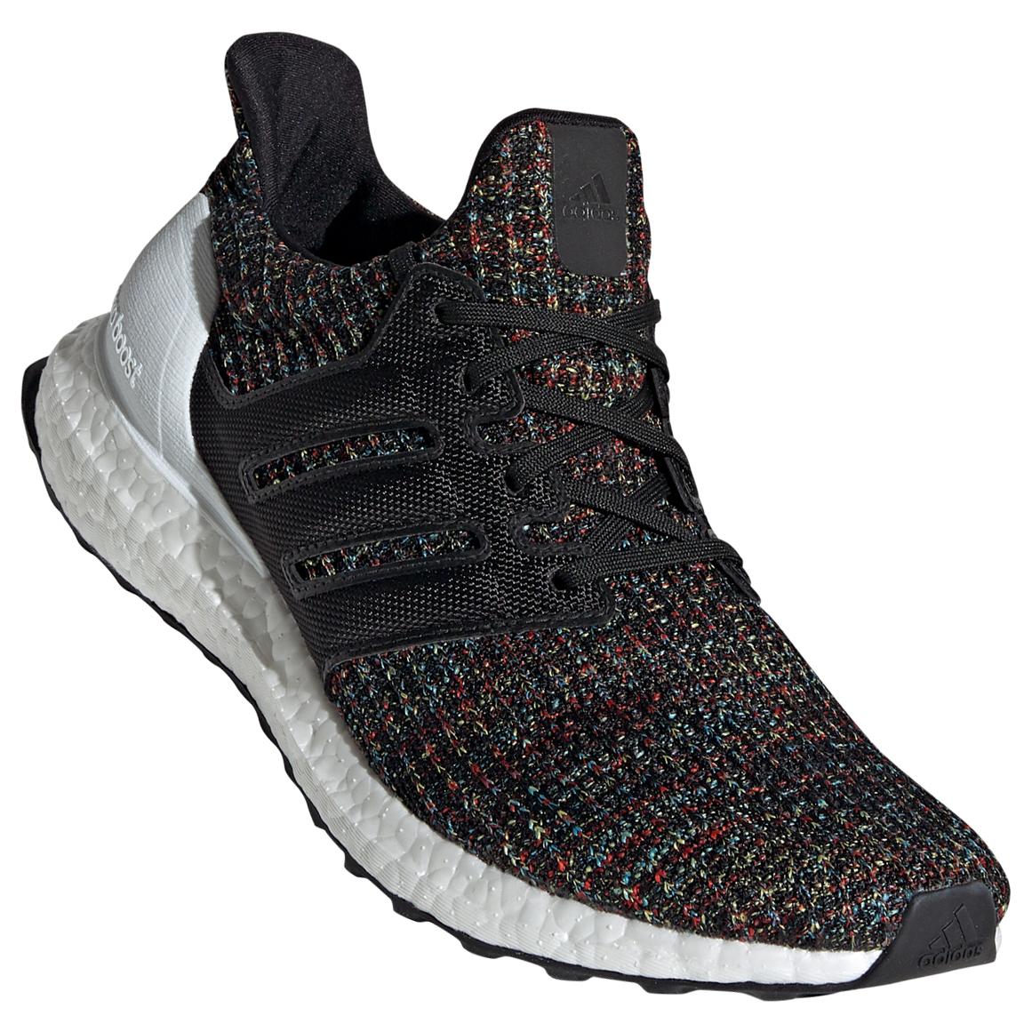 acheter en ligne 809ec 3a37f adidas - Ultraboost - Running shoes - FTW White / FTW White / Blue | 7,5  (UK)
