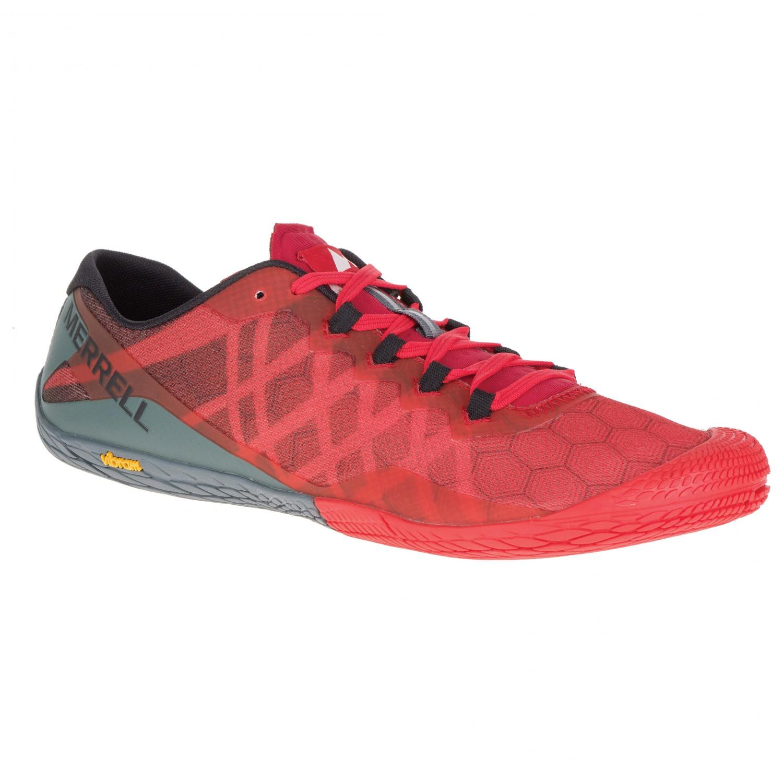 Merrell - Vapor Glove 3 - Trailrunningschuhe Molten Lava