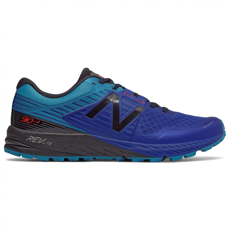 New Balance - Trail NBX 910 V4 - Trailrunningschuhe Bright Blue