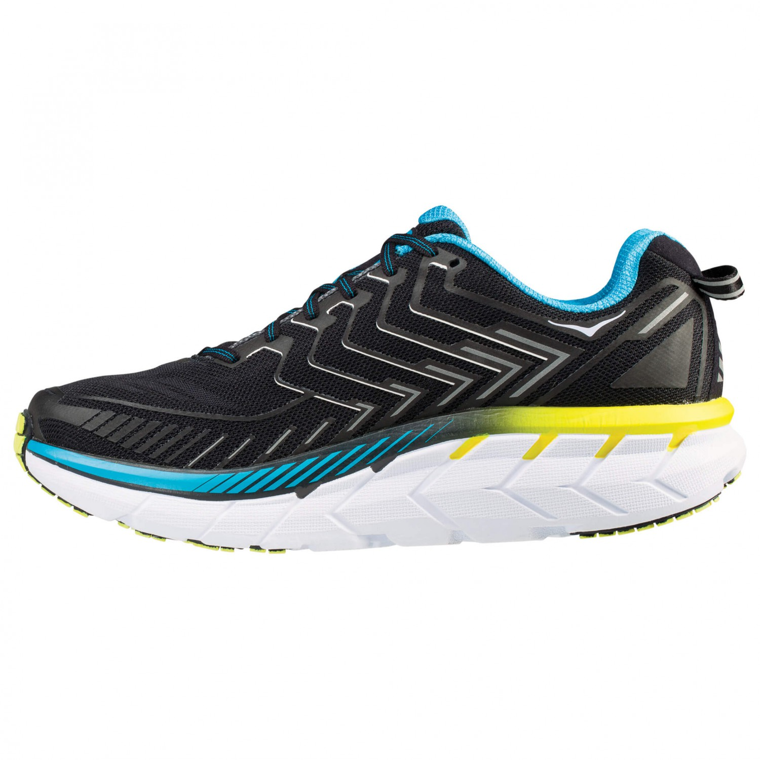 hoka one one clifton 4 running shoes mens free uk