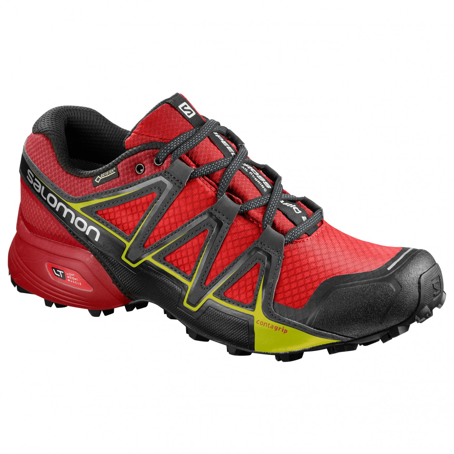 salomon speedcross vario 2 gtx trail running shoes men 39 s free uk delivery. Black Bedroom Furniture Sets. Home Design Ideas