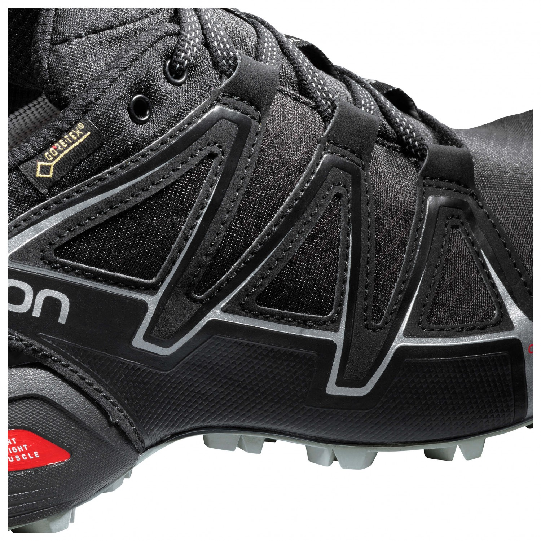 revendeur e7b9f 30c88 Salomon - Speedcross Vario 2 GTX - Trail running shoes - Sky Diver / Indigo  Bunting / Navy Blaze | 8 (UK)
