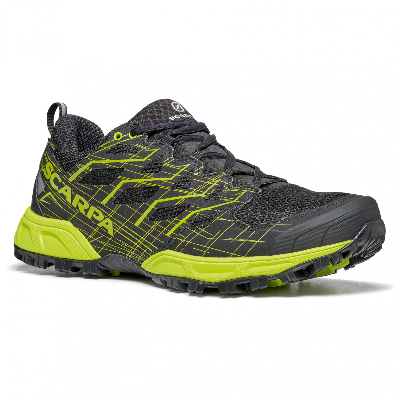 Scarpa NEUTRON 2 GTX - Trail running shoes - green tender Lij7NIFW