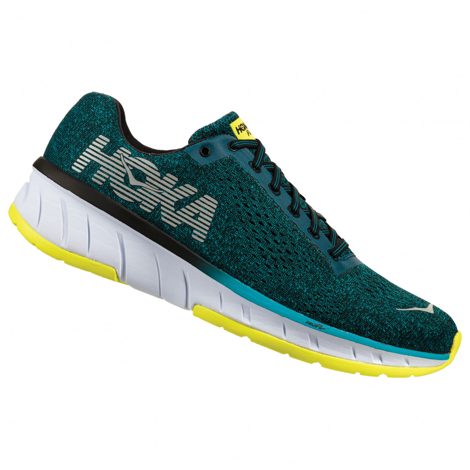 hoka one one cavu running shoes mens free uk delivery