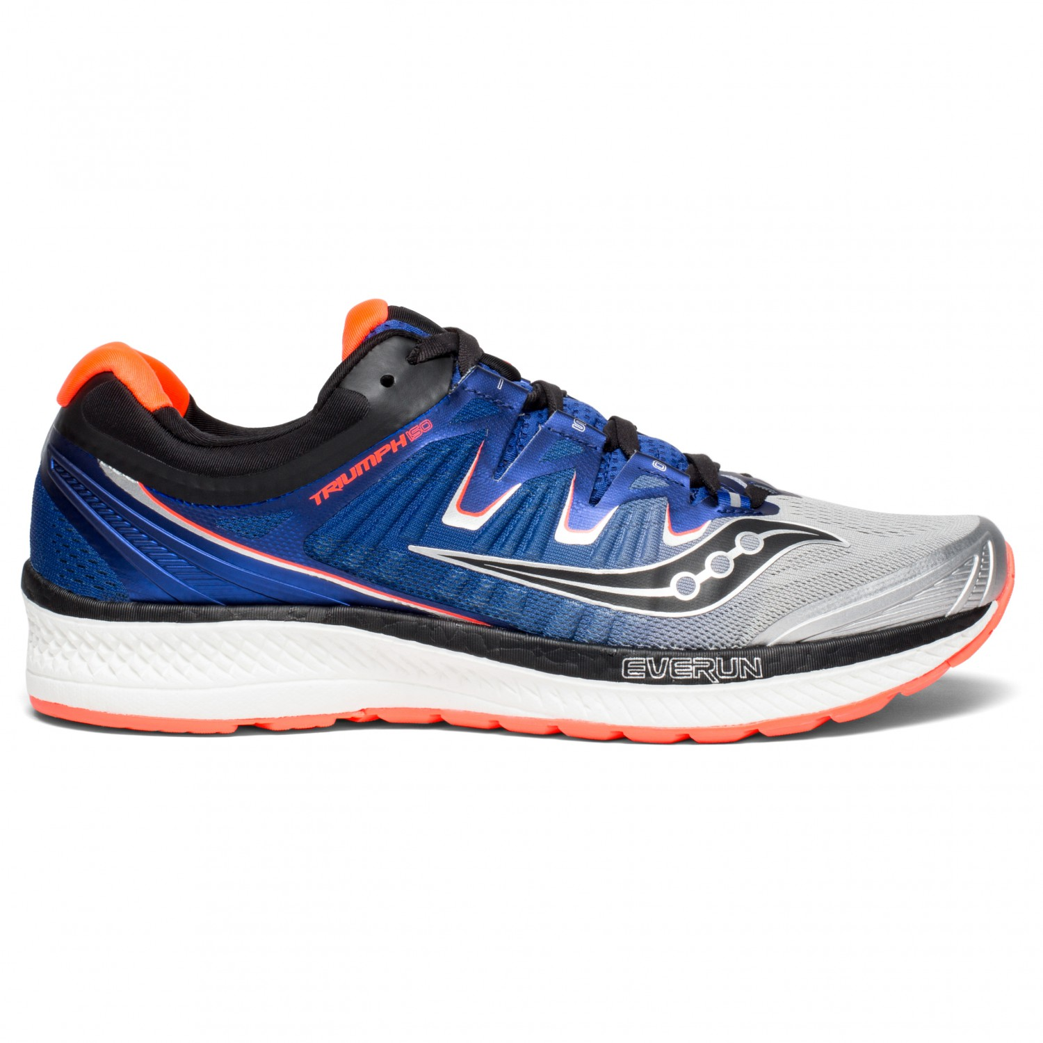 bdaa416571 Saucony - Triumph Iso 4 - Running shoes - Blue / Black / White | 7 (US)