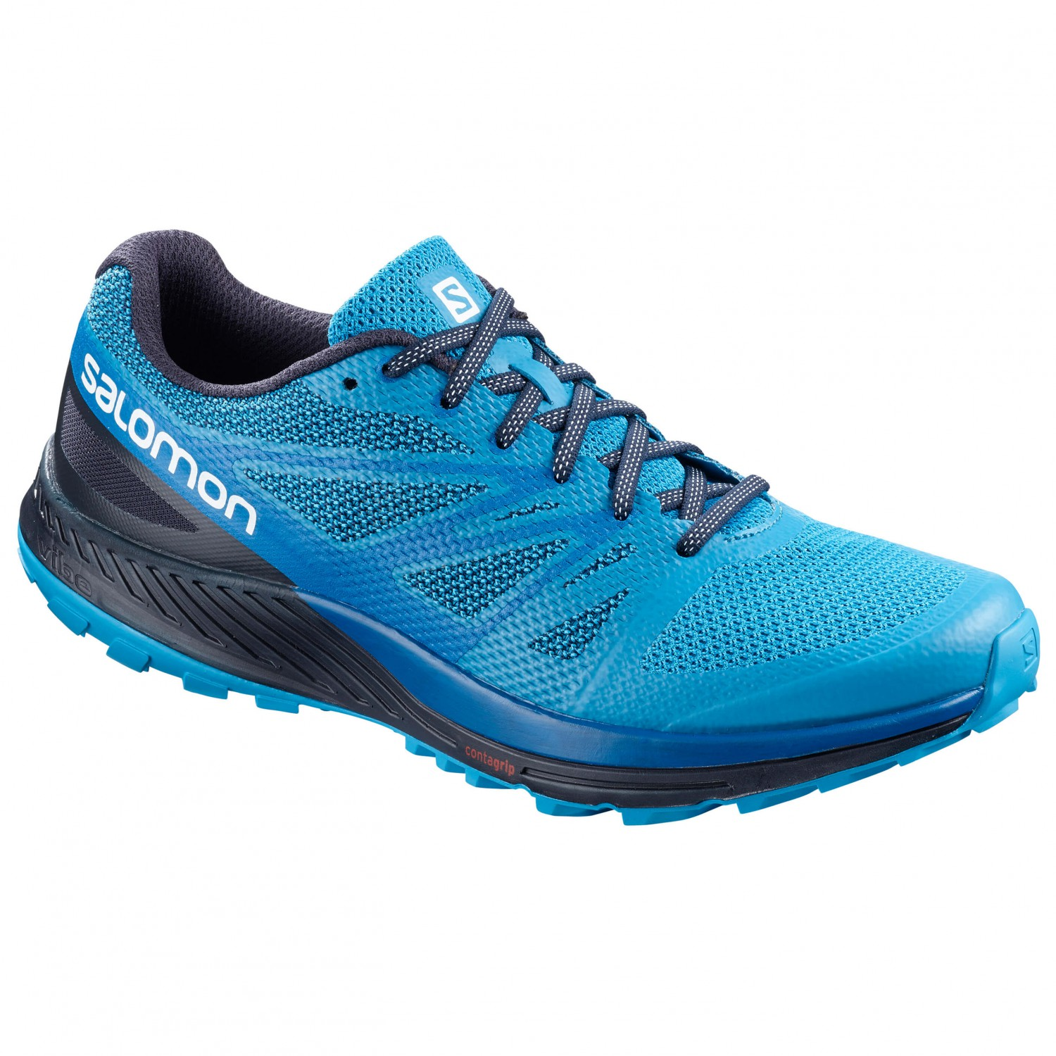 Salomon - Sense Escape - Trailrunningschuhe Hawaiian Surf / Snorkel Blue / Night Sky