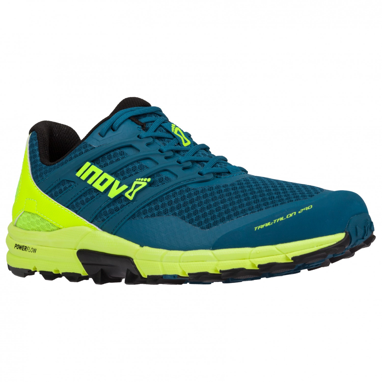 Inov-8 Trailtalon 290 Black Blue Men/'s Trail Running Shoes