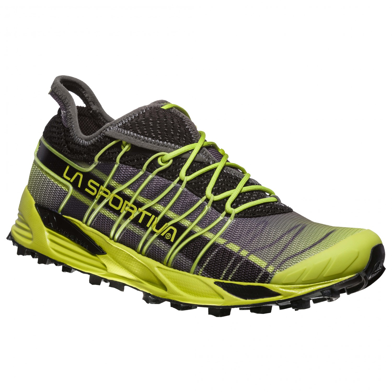 22381b30fe0 La Sportiva - Mutant - Trail running shoes - Tangerine   Carbon