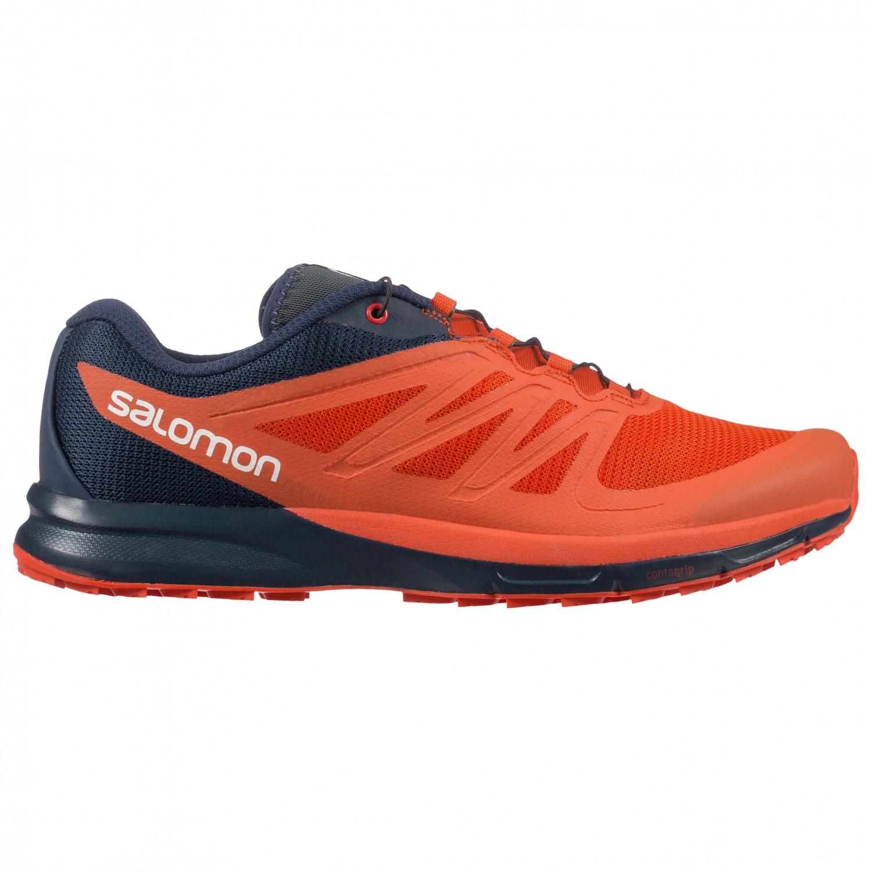 salomon sense pro 2 running shoes men 39 s free uk delivery. Black Bedroom Furniture Sets. Home Design Ideas