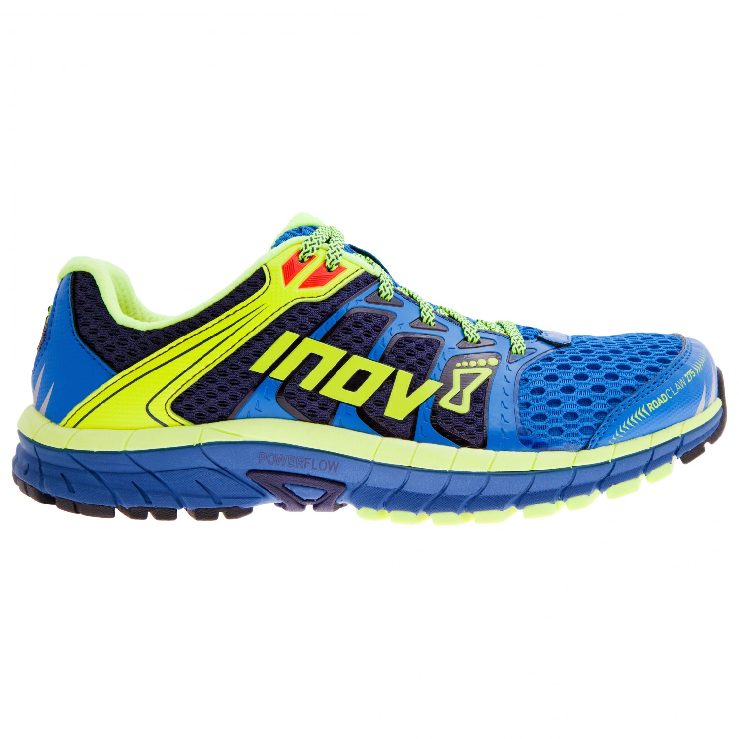 inov 8 road claw 275 running shoes free uk delivery