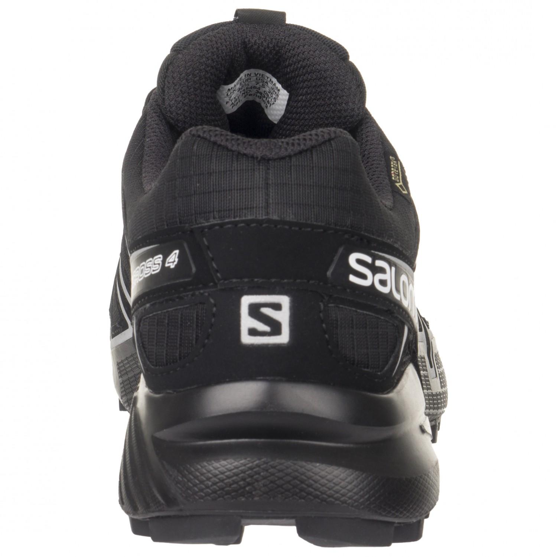 Die Salomon Speedcross 4 Ausrüstung Ultraleicht Trekking