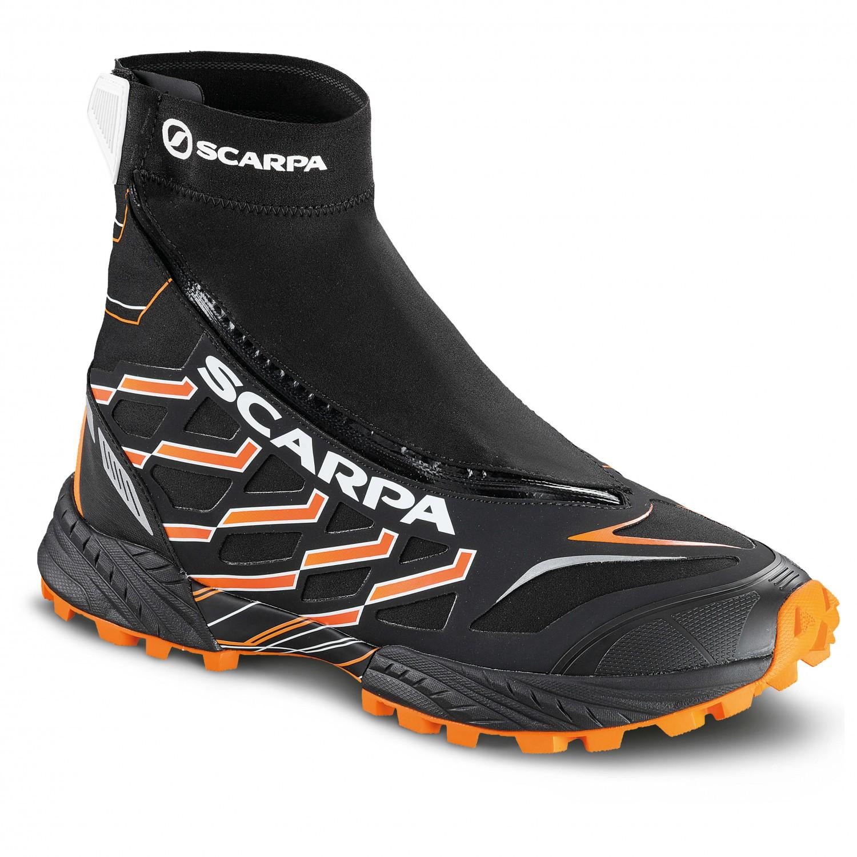 Scarpa - Neutron G - Trailrunningschuhe Black / Orange