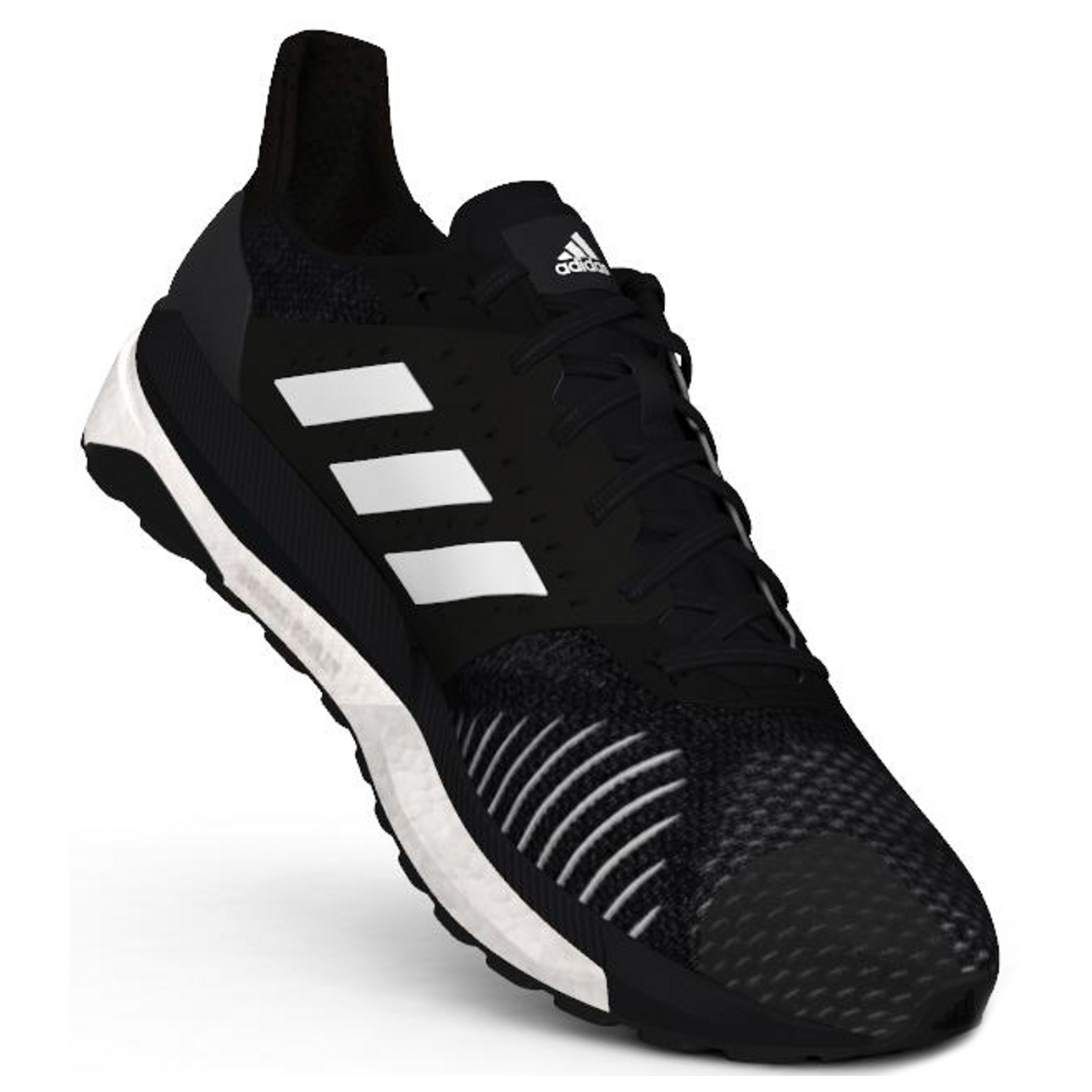 Solar Core Chaussures Black Three7 Running Grey Glide Ftw White 5uk De Adidas St TPkulXZiwO