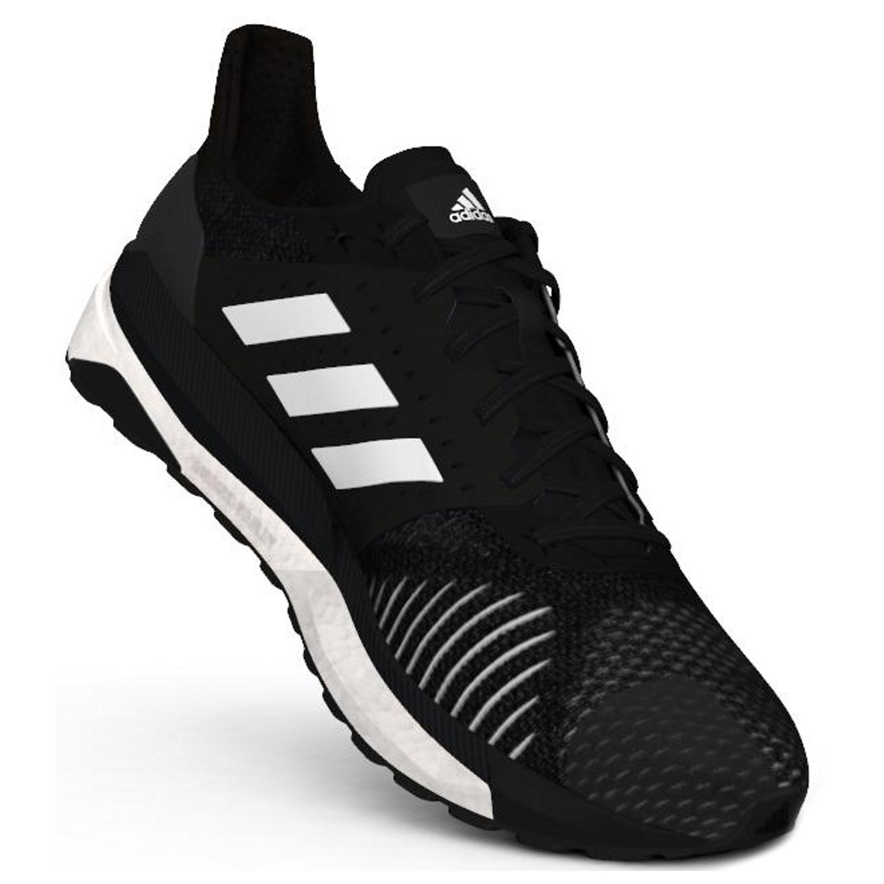 zapatillas adidas solar running hombre