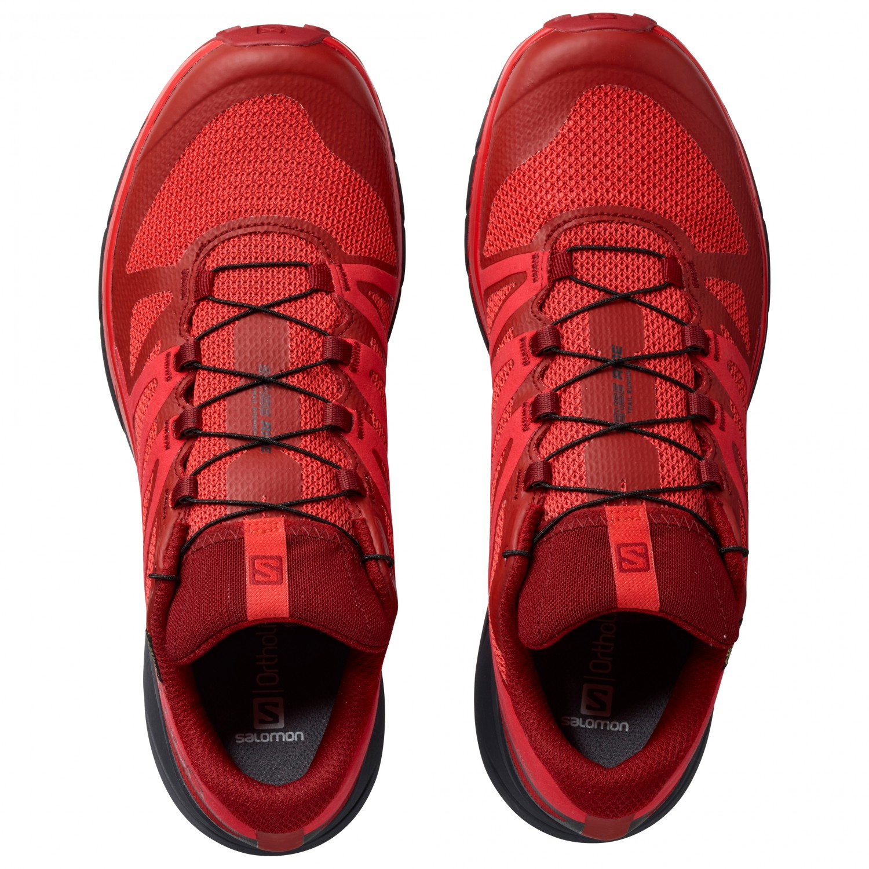 8e2e8527732c Salomon Sense Ride GTX Invisible Fit - Trail Running Shoes Men s ...