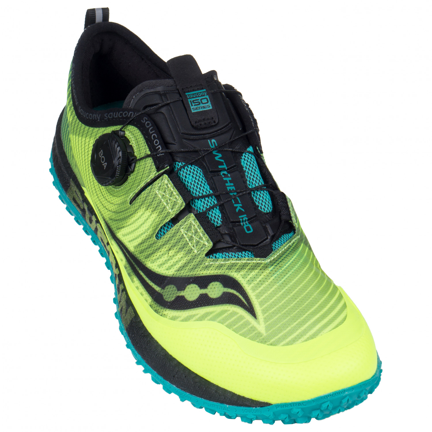Saucony Switchback Iso - Trail running